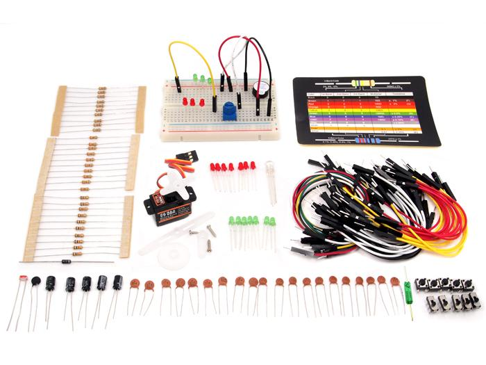 Arduino sidekick basic kit
