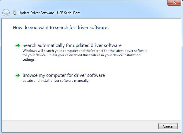 usb to serial software download