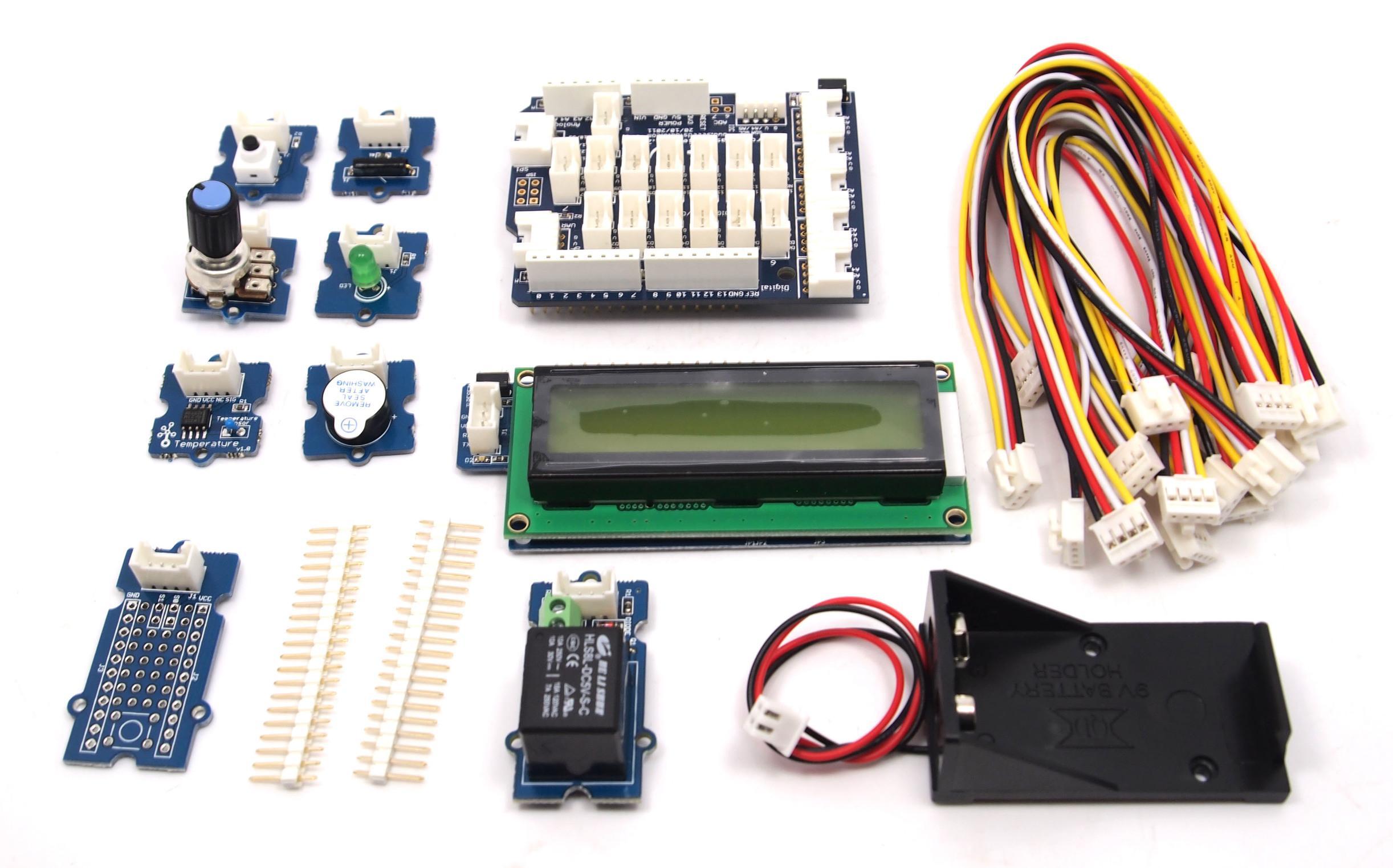 Grove Starter Kit V11b Relay Electronic Brick