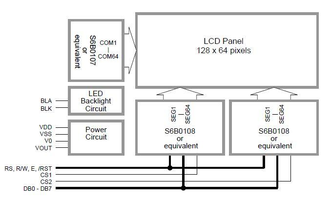 lcd monitor block diagram – readingrat,