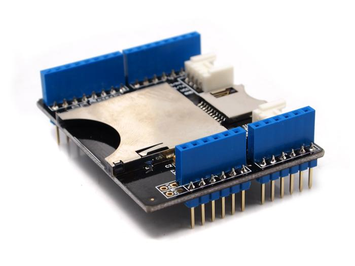 Testing SD Card on Arduino Ethernet Shield - YouTube