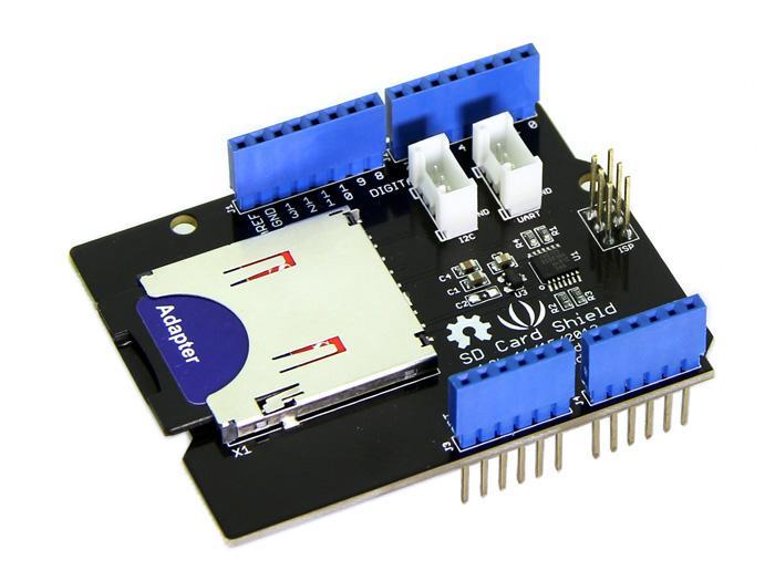 Idiotware Shield: IoT for Arduino, Simplified Crowd