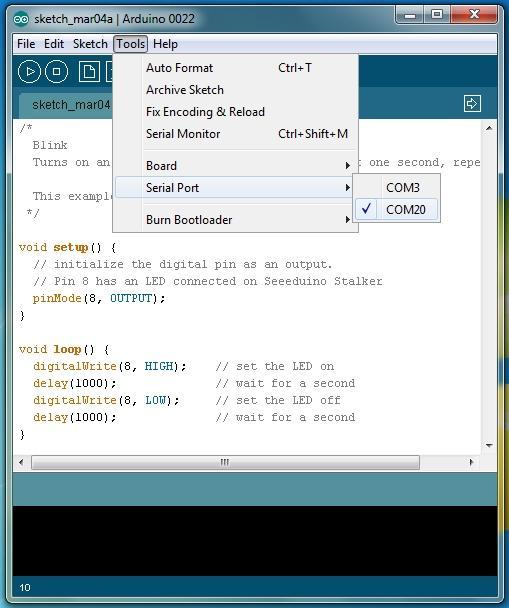 AVR Bootloader in C - eine einfache